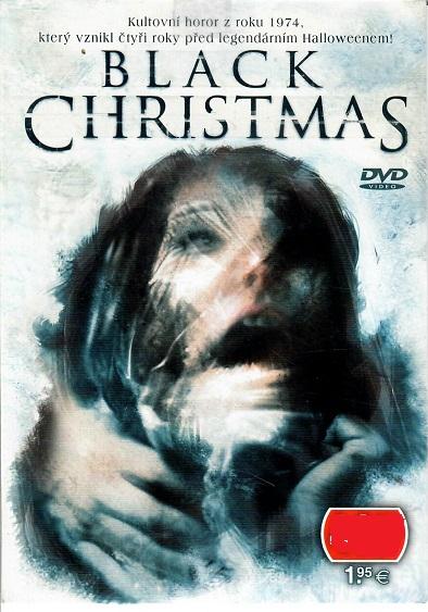 Black Christmas / Černé Vánoce ( pošetka) DVD