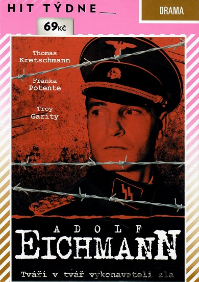 Adolf Eichmann ( pošetka ) DVD
