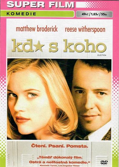 Kdo s koho ( pošetka ) DVD