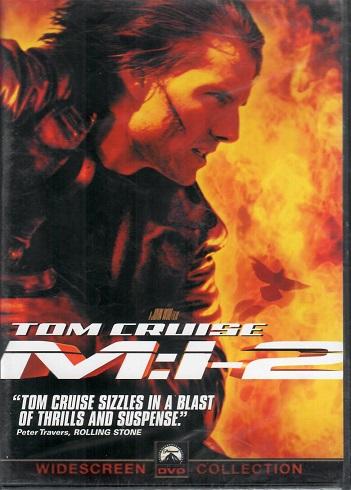 Mission: Impossible 2 ( originální znění s CZ titulky ) plast DVD