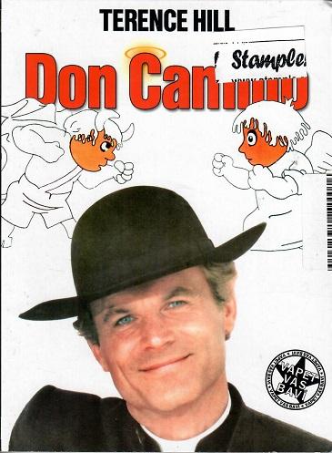 Don Camillo ( bazarové zboží ) digipack DVD