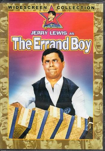 The Errand Boy / Poslíček ( originální znění s CZ titulky ) plast DVD