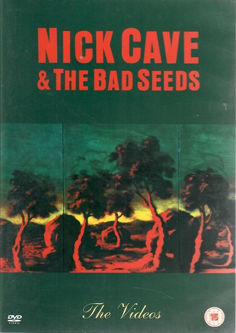 Nick Cave & The Bad Seeds - The videos ( plast ) - DVD