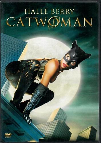 Catwoman ( plast ) DVD