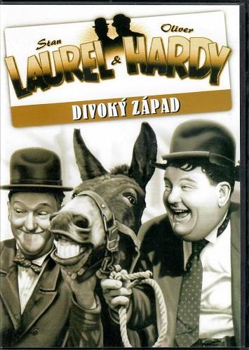Laurel & Hardy: Divoký západ ( originální znění, titulky CZ ) plast DVD
