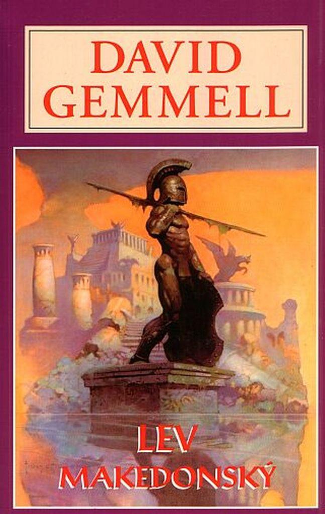 Lev makedonský - David Gemmell