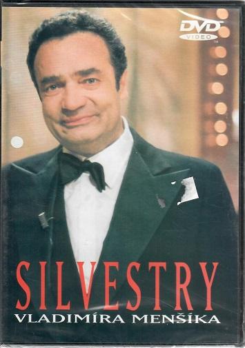 Silvestry Vladimíra Menšíka ( plast ) DVD