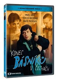 Konec básníků vČechách (remasterovaná verze) - DVD