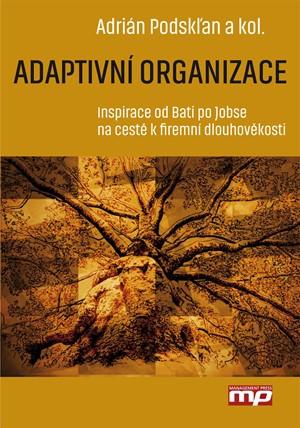 Adaptivní organizace - Adrián Podsklan