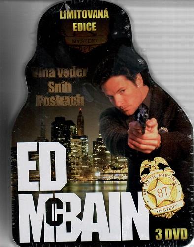 Ed McBain - 3x DVD