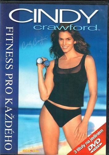 Cindy Crawford - Fitness pro každého ( slim ) DVD
