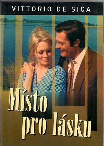 Místo pro lásku ( originální znění, Cz titulky ) plast DVD