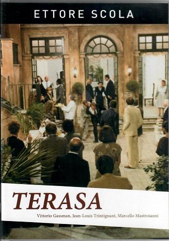 Terasa ( originální znění, CZ titulky ) plast DVD