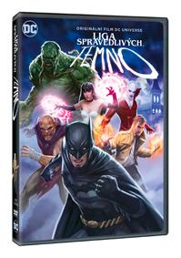 Liga spravedlivých: Temno - DVD plast