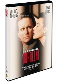 Skandální odhalení (dab.) - DVD plast