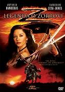 Legenda o Zorrovi - DVD plast