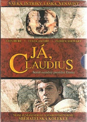 Kolekce Já, Claudius 6 DVD digipack - Sběratelská kolekce