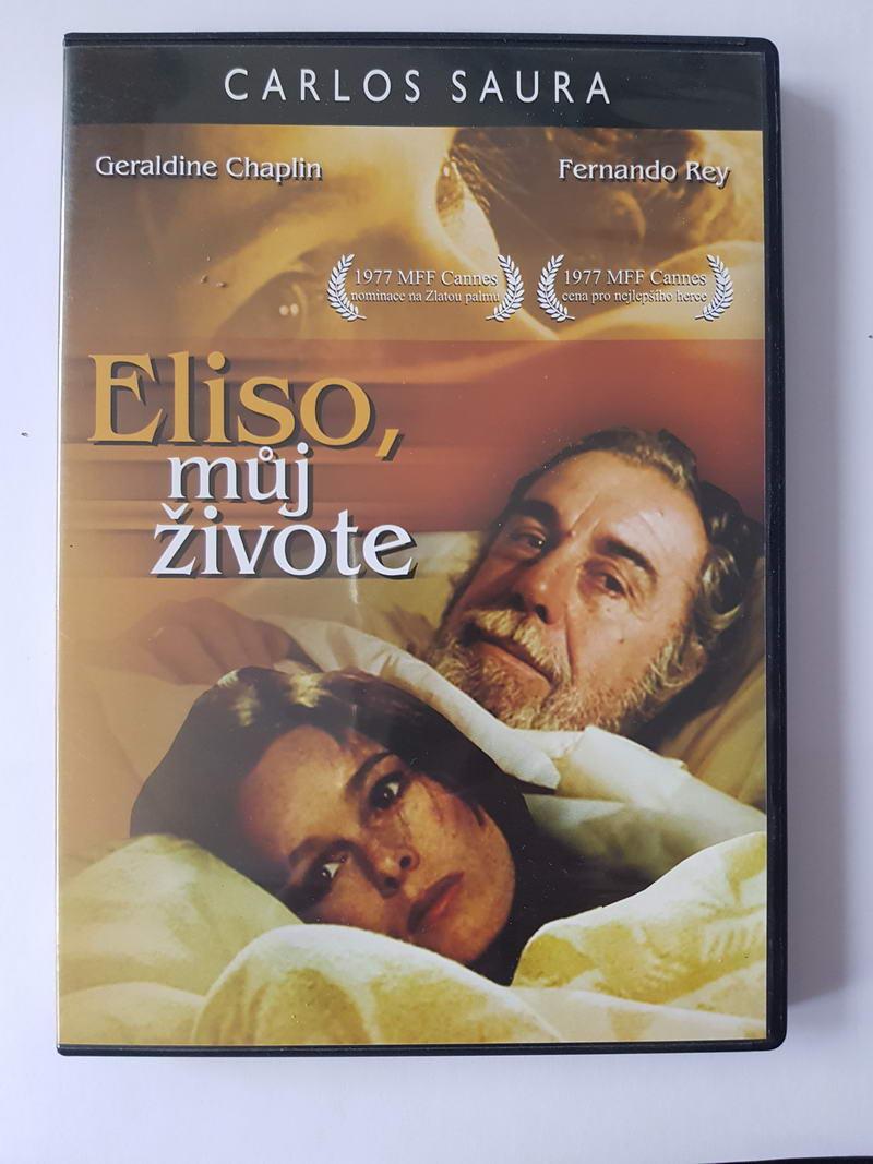 Eliso, můj živote/v původním znění/plast-DVD