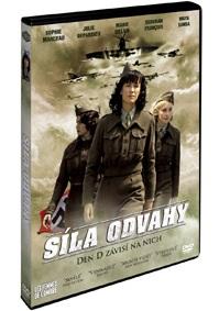 Síla odvahy ( plast ) DVD