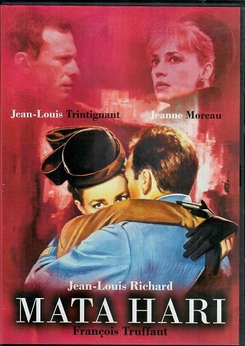 Mata Hari ( originální znění, CZ titulky ) plast DVD