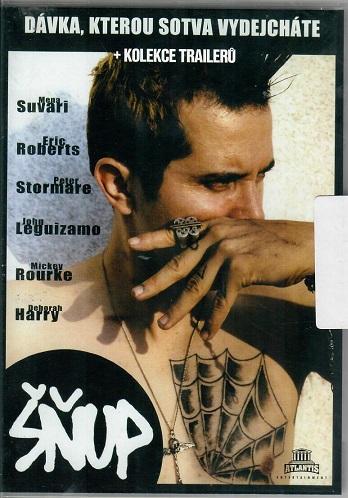 Šňup ( slim ) DVD