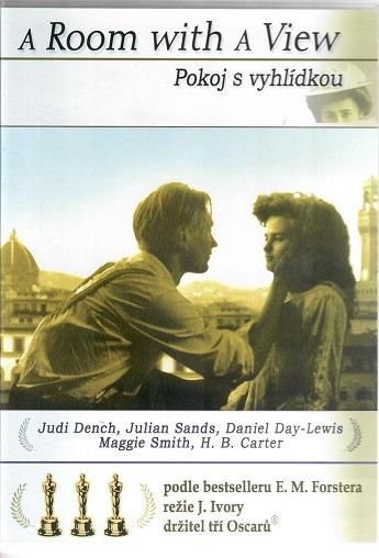 A Room with a View / Pokoj s vyhlídkou ( originální znění, CZ titulky ) plast DVD