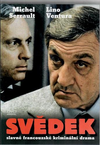 Svědek ( plast ) DVD
