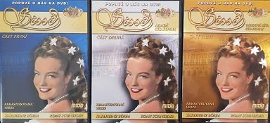 Kolekce Sissi/3 DVD/-digipack