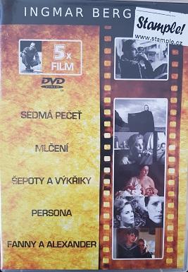 5 x Ingmar Bergman/plast/