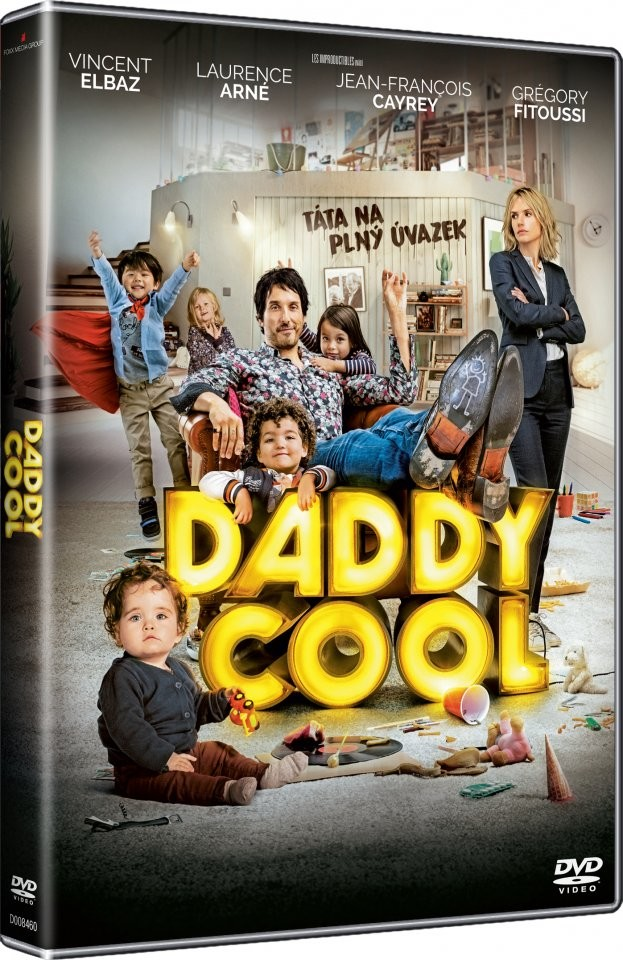 Daddy Cool - DVD plast