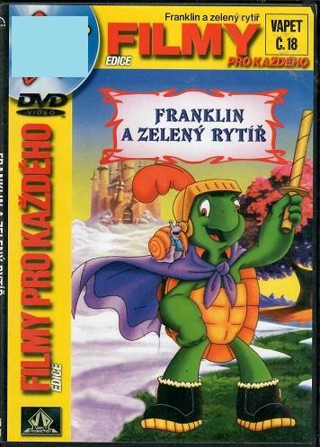 Franklin a Zelený rytíř ( slim ) DVD