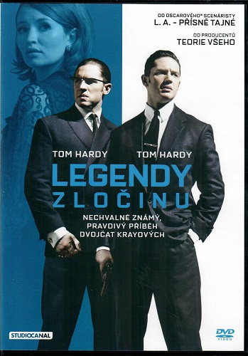 Legendy zločinu ( plast ) DVD