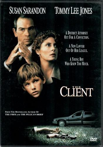 The client / Nebezpečný klient ( Originální znění s CZ titulky ) plast DVD
