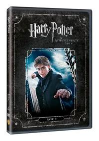 Harry Potter a Relikvie smrti - část 1. - plast DVD