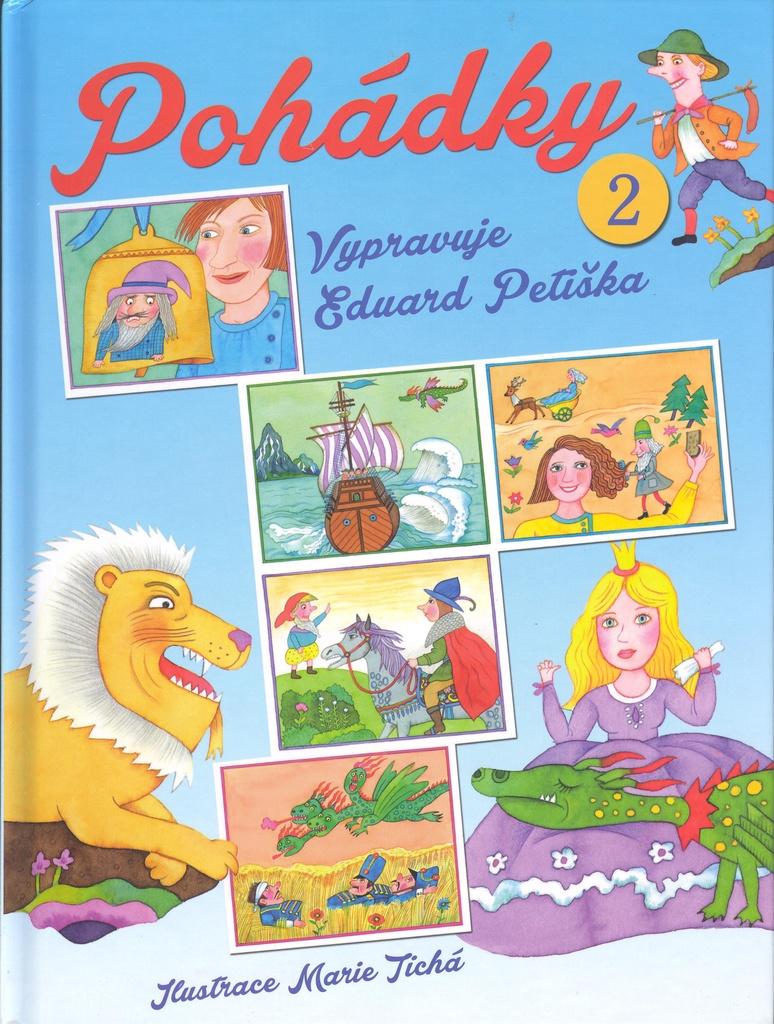 Pohádky 2 - vypravuje Eduard Petiška