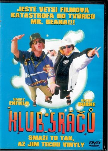 Klub sráčů ( plast ) DVD