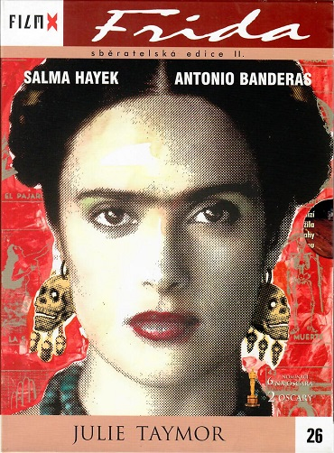 Frida ( digipack FILMX 26 ) DVD