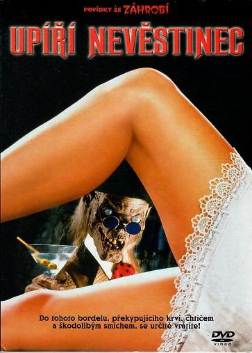 Povídky ze záhrobí: Upíří nevěstinec ( plast ) DVD