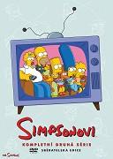 Simpsonovi 2. série DVDSE kompletní - bazarové zboží