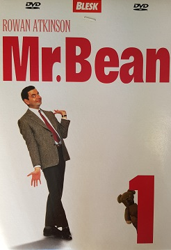 Mr. Bean 1 ( plast ) DVD