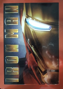Iron man/steelbook/2 DVD