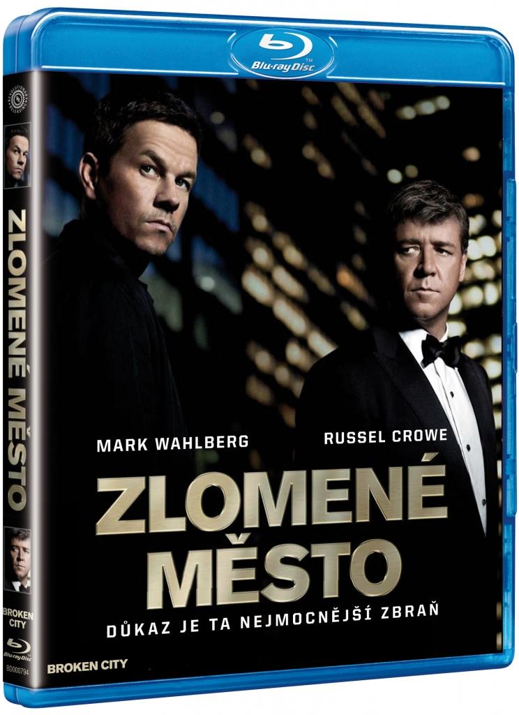 Zlomené město ( Blu-ray )