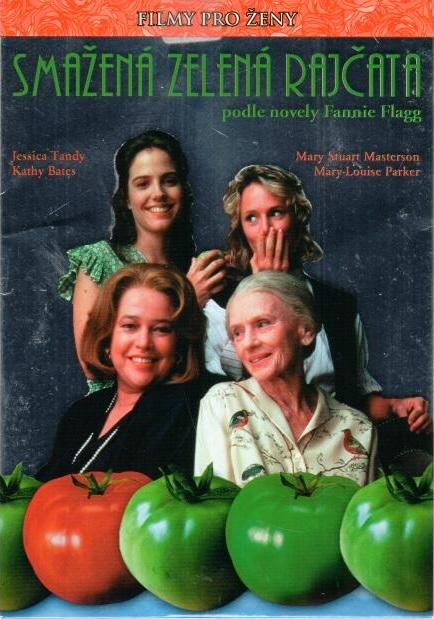 Smažená zelená rajčata - DVD pošetka
