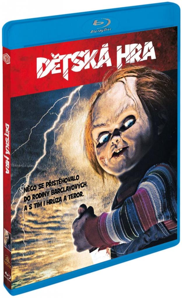 Dětská hra (Blu-ray)