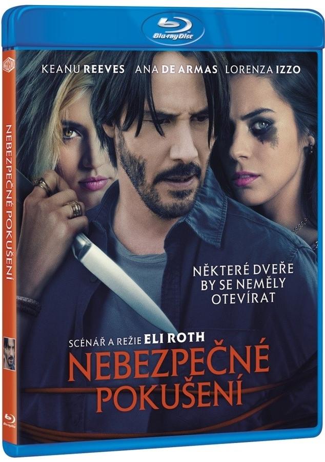 Nebezpečné pokušení (Blu-ray)