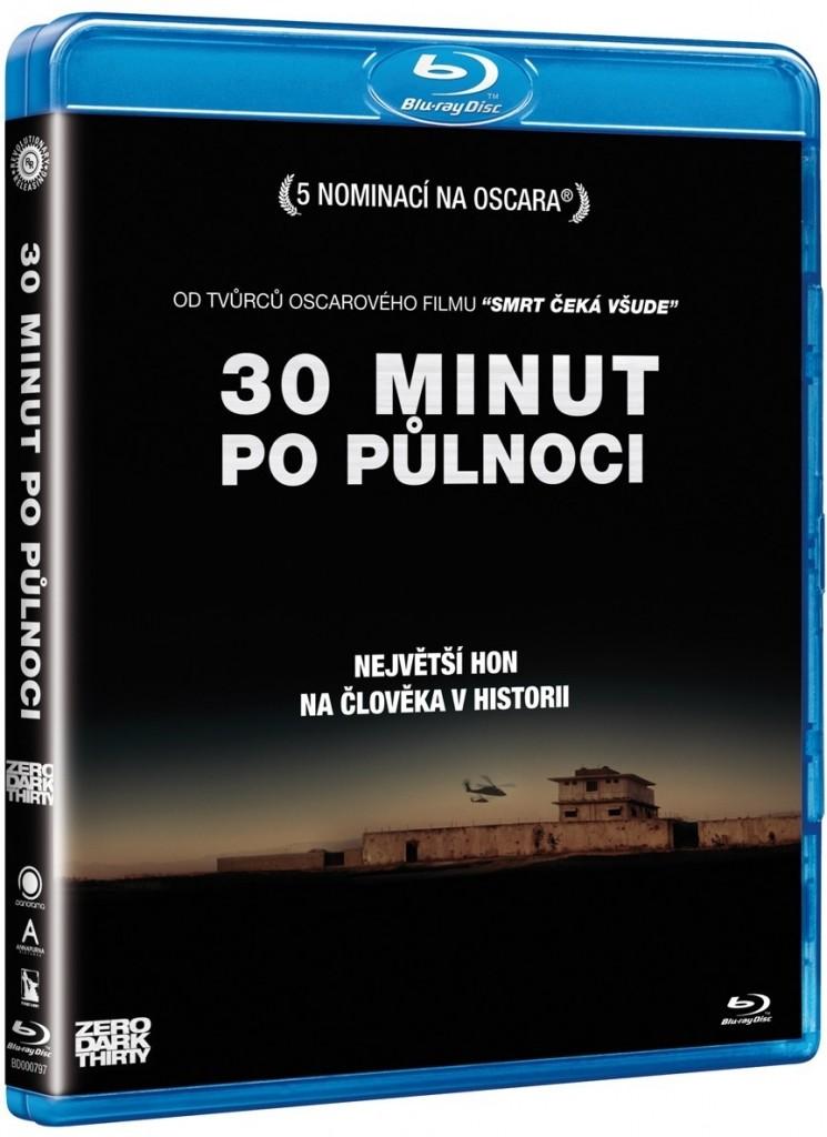 30 minut po půlnoci ( Blu-ray )