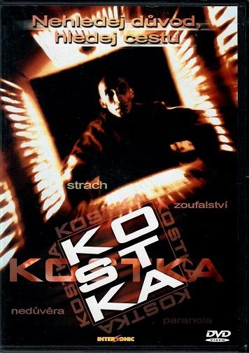 Kostka ( slim /plast) DVD