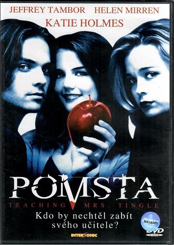 Pomsta ( plast ) DVD