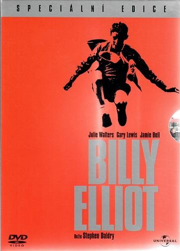 Billy Elliot - Speciální edice plast DVD