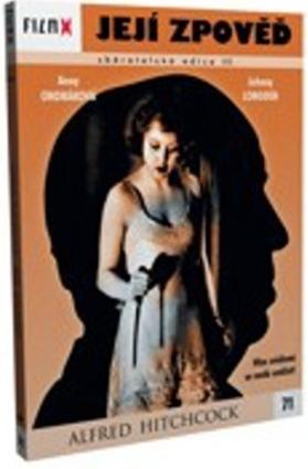 Její zpověď - digipack DVD FilmX 71
